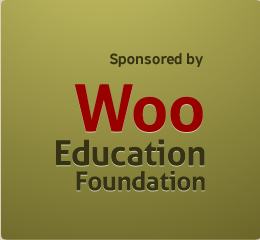 Sponsor by Woo Foundation