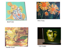 Disability Art Exhibits from June 1 through August 31, 2012