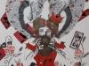 Sheree AlDamen_ The Red Queen _ Ink