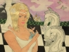 Sheree AlDamen_ The White Queen_ Ink