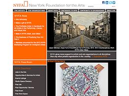 New York Foundation for the Arts (NYFA)