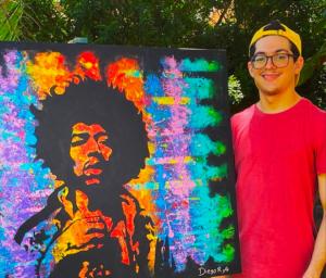 Uprising Artist Diego Romero