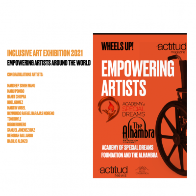 WHEELS UP 2021! An Inclusive Art Exhibition